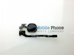 Apple iPhone 5S Home Button Flex Complete - Black